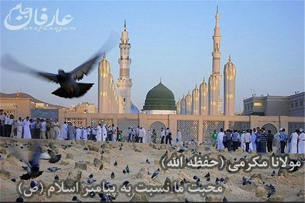 پیامبر اسلام (ص)